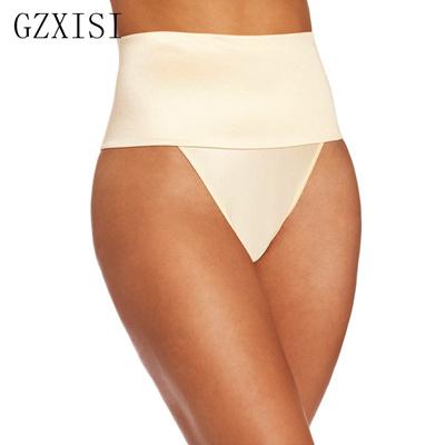 a99f6404a2 Good Quality High Waist Body Shaper Panties Thong G String Tummy Control  Butt Lifter Panties Waist T