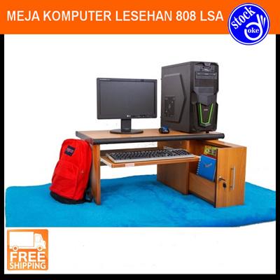 COMPUTER TABLE LAYEHAN LAPTOP 808 LSA / FREE SHIPPING JABODETABEK