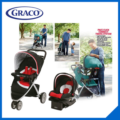 Graco Pace Travel System Canada