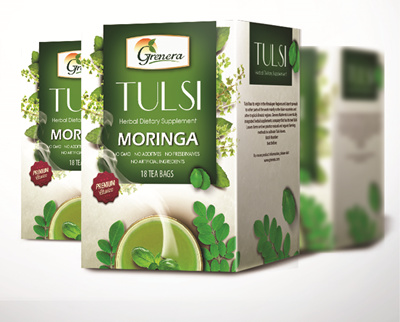 Qoo10 - Tulsi Moringa Infusion Tea Herbal Dietary ...