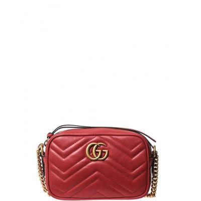 6974b1b30f9045 Qoo10 - gucci 448065DTD1D6433 Bag GG Marmont 2.0 : Bag / Wallet