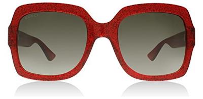 03d5ad98e709c Qoo10 - (Gucci) Gucci 0036S Square Sunglasses Lens Category 3 Size ...
