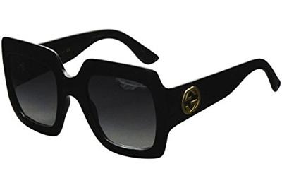b1061035cf Qoo10 - (Gucci) Gucci 54MM Oversized Square Sunglasses-GG0053S ...