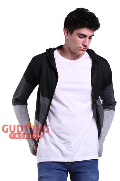 Sweater Hoodie Kombinasi Warna - SWR 928