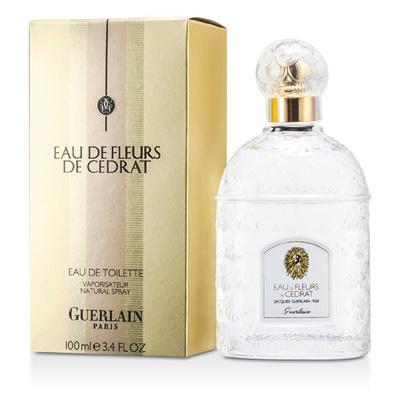 qoo10 guerlain eau de fleurs de cedrat eau de toilette spray 100ml 3 4oz perfume luxury
