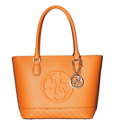 Qoo10 - Korry Tote (Orange)   Bag   Wallet 82d78ffdfe959