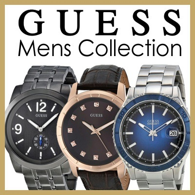 1493feab7a79  NY WATCH 100% Authentic Guess Watch Men Mens