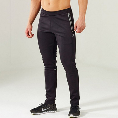 c92fbd0bc146e Qoo10 - Gymshark muscle brothers new spring men s athletic pants casual  pants,... : Sports Equipment