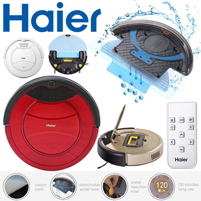 Haier T320 PLUS Vacuum CleanerOriginal Pathfinder Robot Cleaner With Automatic