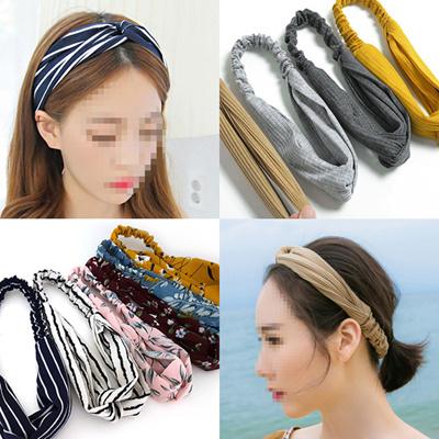Qoo10 - ☆ Hair Band Bandana Kerchief Girl Women Fashion   Fashion  Accessories 42d03705a03