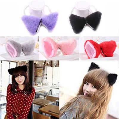 Qoo10 Halloween Fun Cute Girl Cat Fox Ears Party Dress Anime