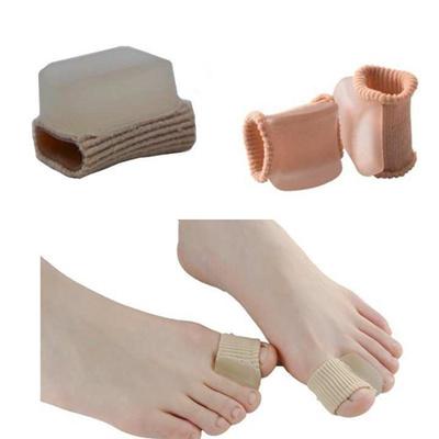4e8a8f6dad1d5 Qoo10 - Hallux Valgus Correction Toe Separator Foot care Tool Gel  Separators V...   Cosmetics