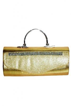 Qoo10 - Hand Bag Party Gold   Tas   Dompet b75a885e72