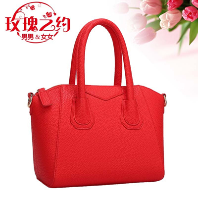 25c73824a7f5 Qoo10 - Handbags fall winter wedding package for 2015 new shell Pack-red  brida...   Men s Bags   Sho.
