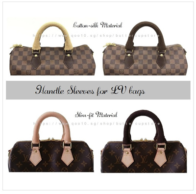 Handle Sleeves and Padlock cover for Louis-Vuitton LV ♥ Handle Protectors 289471c1b6e9f
