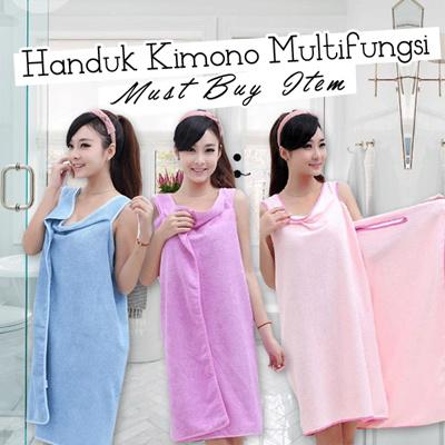 Handuk Multifungsi Kimono (Towel / Handuk)