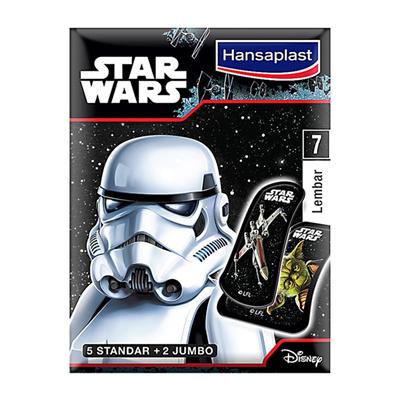 Hansaplast Plaster Kids Star Wars Edition 3 Buah