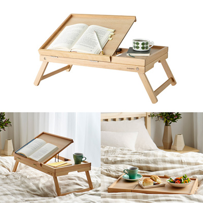 Qoo10   Foldable Wood Table : Furniture U0026 Deco