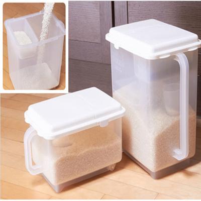 [HANSSEM]KOREA NO.1 Brand Rice Container 5KG/11KG Rice Dispenser Rice