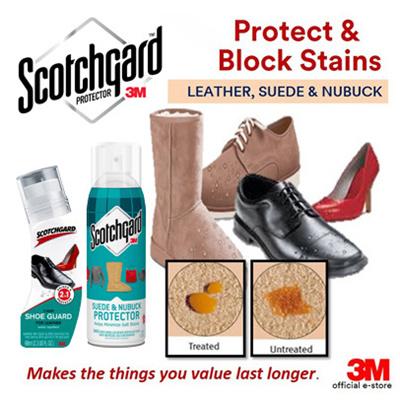 Scotchgard Shoe Protector Review