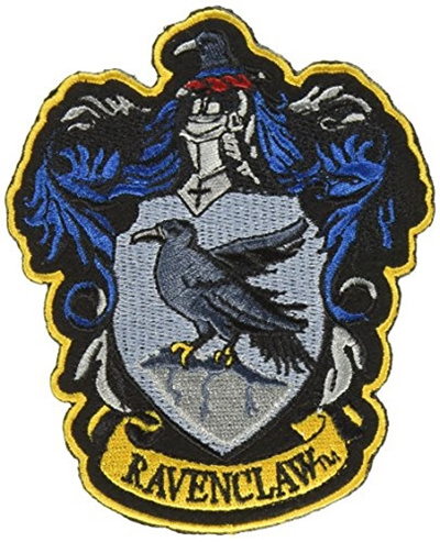 0ccfbfabb504 Qoo10 - Harry Potter House of Ravenclaw Hogwarts Crest Patch 4 3/4 ...