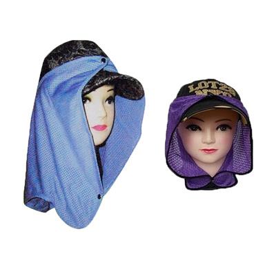 d8b393444a0 Qoo10 - Hats detachable Face sunshade Golf Visor Baseball Hat Sun shade  Outdoo...   Fashion Accessor.