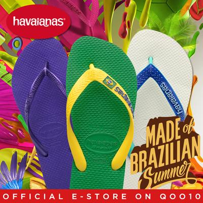 4ae67d09109c Havaianas Singapore Official E-Store Unisex Men Women Worlds Famous  Flip-Flops