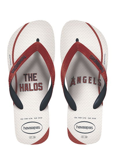1864c0a26 Qoo10 - Havaianas Top Mlb Sandal White Ruby Red   Men s Bags   Shoes