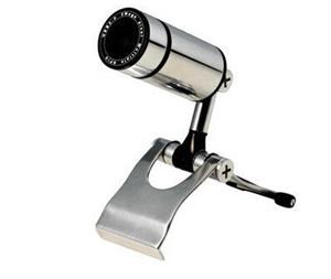 Hd webcam 21 million pixels computer small steel gun belt usb webcams free shipping