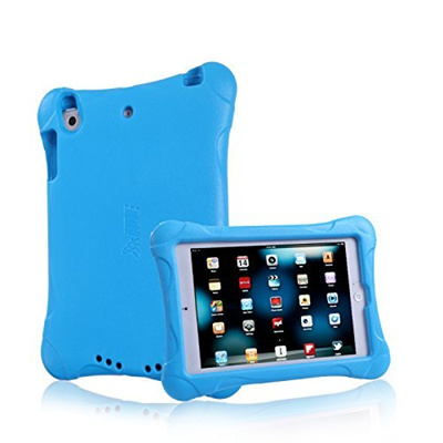 finest selection d5870 22551 HDE iPad Mini Case for Kids - Lightweight Shock Proof Protective Cover  Child Proof Case for Apple iP
