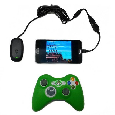 Qoo10 - (HDE) Xbox 360 HDE Wireless USB Gaming Receiver Compatible ...