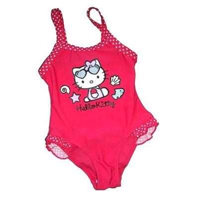 3819c29ace Qoo10 - Hello Kitty Swimsuit : Kids Fashion