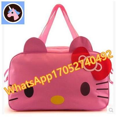Qoo10 - hello kitty bag   kitty head style handbag   Messenger bag   bag  trave...   Furniture   Deco be40972447638
