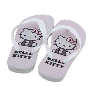 467b54203 Qoo10 - Hello Kitty Big Girls Synthetic-Fabric Sandals Kids Uk 1 - 2 (Eur  33 -... : Kids Fashion