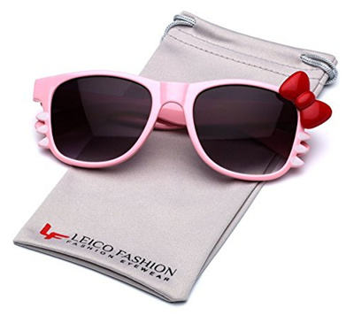 7d6473bea Qoo10 - Hello Kitty Bow Womens Fashion Glasses with Bow and Whiskers - Pink  : Watches