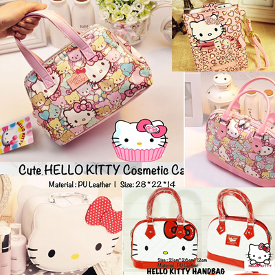 a456dde56 Qoo10 - Hello Kitty Handbag : Furniture & Deco