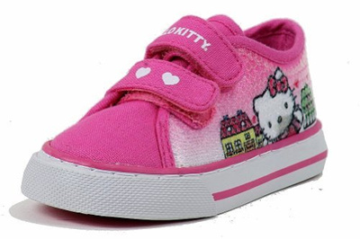 Qoo10 - Hello Kitty Girls Fashion Sneakers HK Paige Shoes AR3420 (9 -  Toddler bb7fb9b62