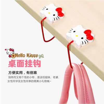 ce2ee40b5034 Qoo10 - Hello Kitty Hello Kitty bag hook Office home desktop hooks bag hook  fr...   Furniture   Deco