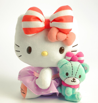 23ab67cfb Hello Kitty Cafe Singapore Plush 2nd Edition