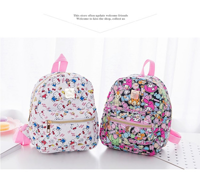 c048fdd97b6 Qoo10 - hello kitty KIDS BACKPACK shoulder bag small bag   Bag   Wallet