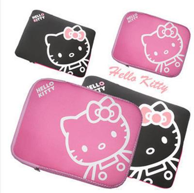 Qoo10 - Hello Kitty laptop sleeve 13 14 15.6 inch   Furniture   Deco 66b19edb29465