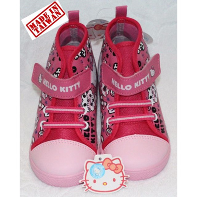 READY STOCK IN SG  HELLO KITTY SHOES - PINK K 714827   MADE IN b3bad1367