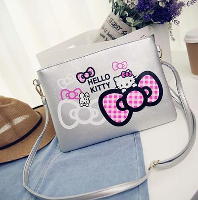 f73d21646 Qoo10 - Hello Kitty Sling Bag : Bag & Wallet