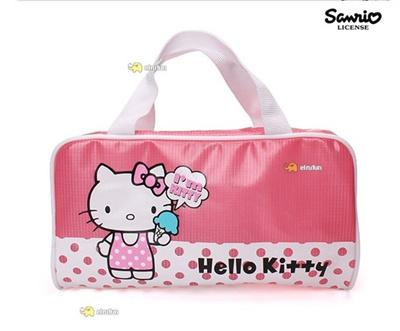 766e2428f39a Qoo10 - Hello Kitty Swimming Bag   Bag   Wallet