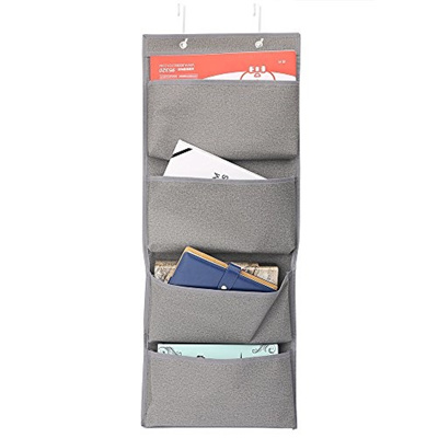 Over The Door Hanging File Organizer Hengsheng Wall Mount Office Supplies Storage Mail For