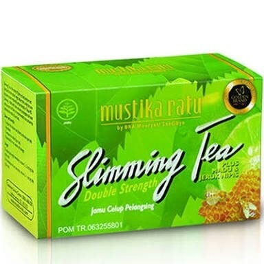 Qoo10 - Herbal slimming tea mustika ratu double strength ...