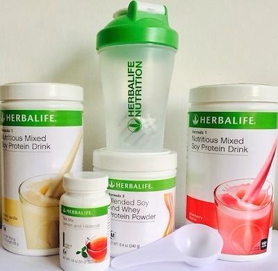 Herbalifeherbalife Best Deal Buy 2 Herbalife Shake 6 Flavours Protein Powder Herbal Concentrate 50g