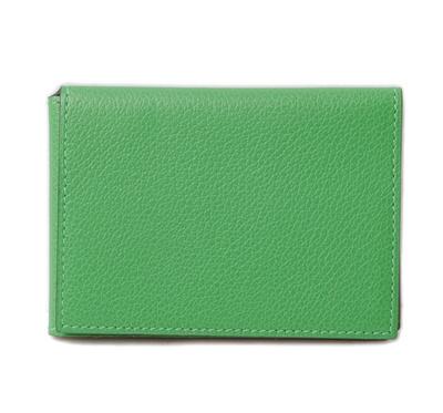 Qoo10 hermes card case business card holder hermes kurneze qoo10 hermes card case business card holder hermes kurneze chevre green se bag wallet colourmoves