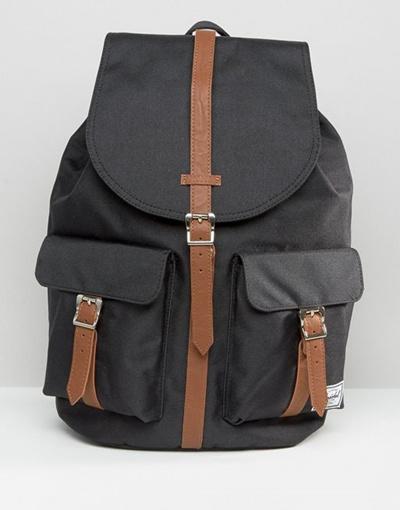 f6012b73c65 Qoo10 - Herschel Supply Co Cotton Canvas Dawson Backpack   Bag   Wallet
