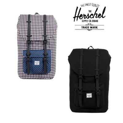 0a6f26dc70 herschel supply LITTLE america Backpack Rubber 10014-00435-OS 23L Herschel  Supply Little America